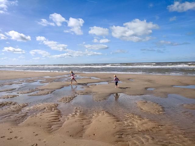 urlaub mit kind noordwijk Holland strand duindamseslag